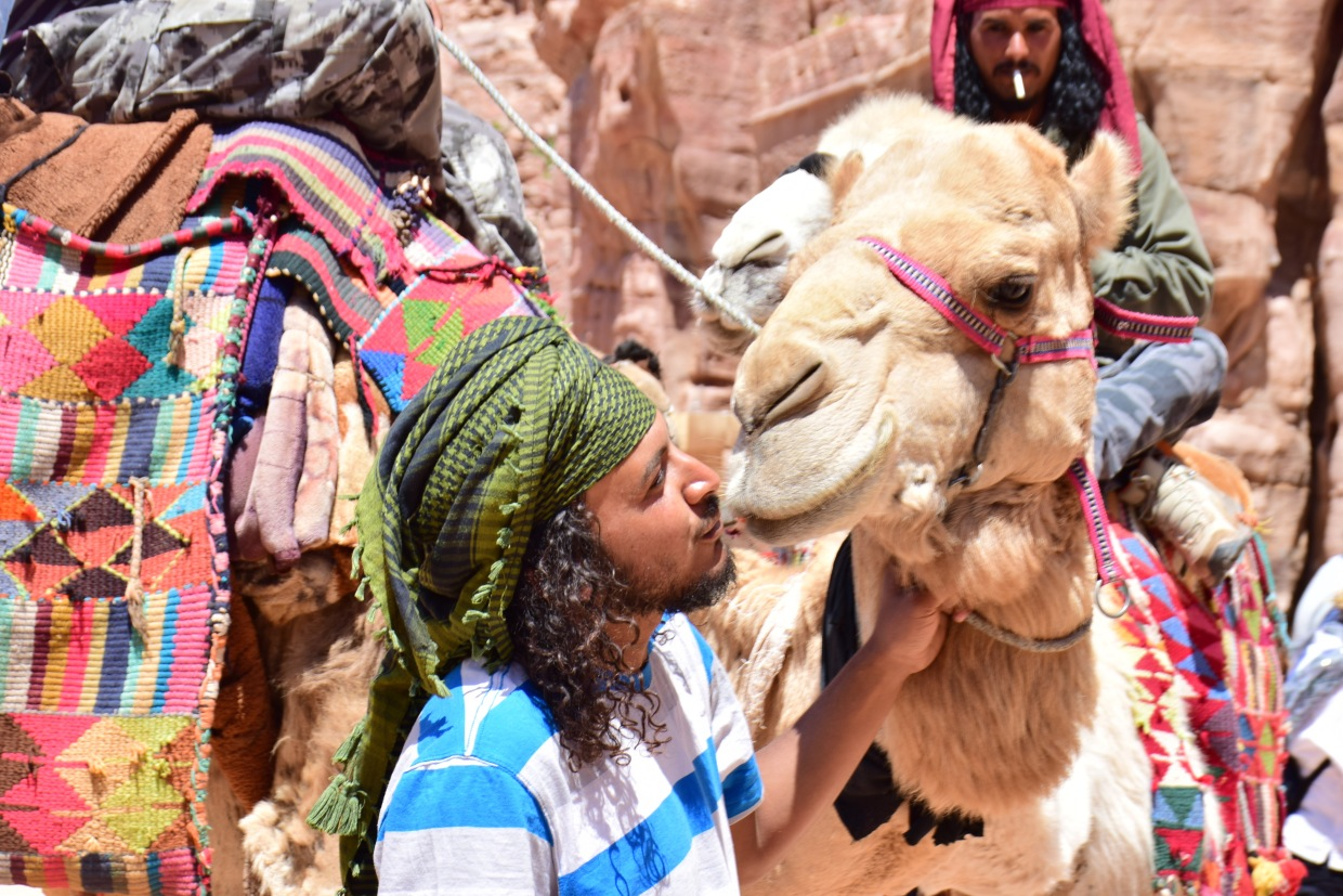 The Bedouins of Petra